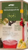 APTEO NATURA Herbatka dla odchudzających się x 20 saszetek