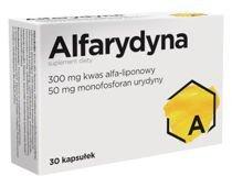 Alfarydyna x 30 kapsułek