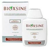 BIOXSINE Szampon ziołowy przeciw wypadaniu włosów tłustych 300ml