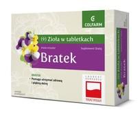 BRATEK x 30 tabletek