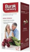 BURAK Czerwony x 120 tabletek