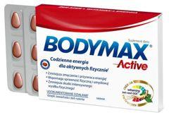 Bodymax Active x 600 tabletek