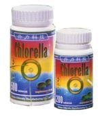 CHLORELLA algi prasowane 200 tabletek