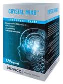 CRYSTAL MIND x 120 kapsułek