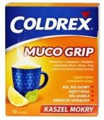 Coldrex Muco Grip x 10 saszetek