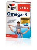DOPPELHERZ Aktiv Omega-3 x 30 kaps.