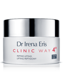 Dr Irena Eris CLINIC WAY 4° Lifting peptydowy 60+ krem na noc 50ml