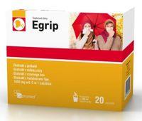 Egrip przeziębienie x 20 saszetek