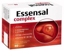 Essensal Complex x 40 kapsułek