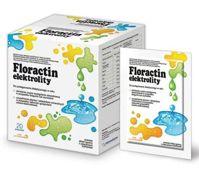 FLORACTIN Elektrolity  x 20 saszetek