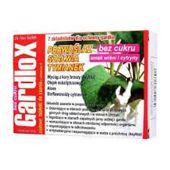 GARDLOX x 16 tabletek do ssania smak wiśniowo-cytrynowy