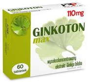 Ginkoton Max 110mg x 60 tabletek