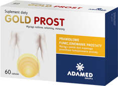 Gold Prost x 60 tabletek