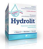 Hydrolit x 10 saszetek smak malinowy