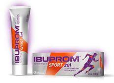 Ibuprom Sport 50mg/g żel 60g