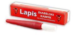 LAPIS Diabelski kamyk do usuwania brodawek (kurzajek) x 1 sztuka
