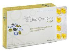 LINOCOMPLEX NNKT x 60 kapsułek - data ważności 30-09-2018r.