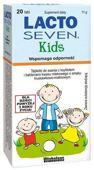 Lacto Seven Kids x 20 tabletek do ssania