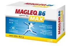MAGLEQ B6 MAX x 50 tabletek