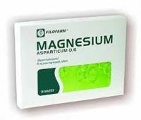 MAGNESIUM ASPARTICUM x 50 tabletek