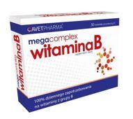Mega Witamina B Complex x 50 tabletek