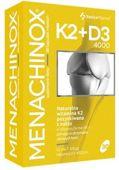 Menachinox K2 + D3 4000j.m. x 30 kapsułek