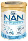 Mleko NAN Expert bezlaktozowy 400g