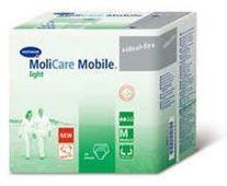 MoliCare Mobile light majtki chłonne rozmiar L x 60 sztuk
