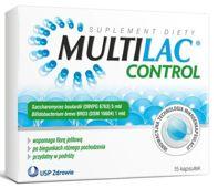 Multilac Control x 15 kapsułek