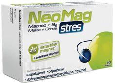 NEOMAG STRES x 50 tabletek