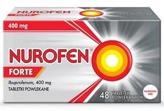 NUROFEN Forte 400mg x 48 tabletek