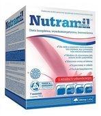 NUTRAMIL Complex x 7 saszetek smak truskawkowy + 2 saszetki Nutramil complex smak waniliowy GRATIS!