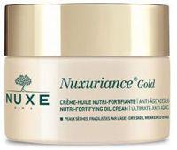 NUXE Nuxuriance Gold Ultraodżywczy olejkowy krem do twarzy 50ml