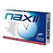 Naxii x 20 tabletek