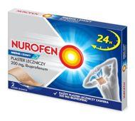 Nurofen Mięśnie i Stawy plastry lecznicze x 2 sztuki