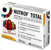 Nutrof Total z Wit. D3 x 30 kapsułek