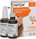 Nyda aerozol 2 x 50ml