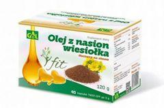Olej z nasion wiesiołka FIT x 40 kapsułek twist-off