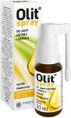 Olit spray do jamy ustnej i gardła 20ml