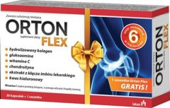 Orton Flex x 30 kapsułek + Orton Flex x 1 saszetka