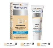 Pharmaceris F 01 Ivory nawilżający fluid antyoksydacyjny SPF20 30ml