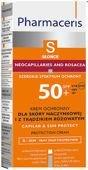 Pharmaceris S Krem ochronny SPF50+ dla skóry naczynkowej i z trądzikiem różowatym 50ml