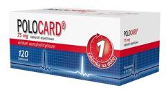 Polocard 0,075 x 120 tabletek