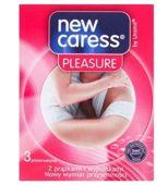 Prezerwatywy New Caress Pleasure x 3 szt.