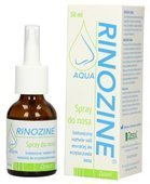 Rinozine Aqua spray do nosa 30ml