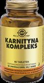 SOLGAR Karnityna kompleks x 60 tabletek