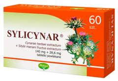 SYLICYNAR x 60 drażetek