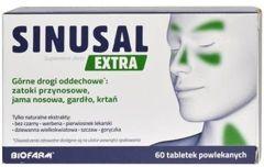 Sinusal Extra x 60 tabletek