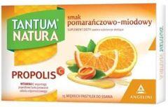 Tantum Natura smak pomarańczowo-miodowy x 15 pastylek do ssania