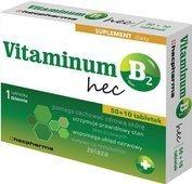 VITAMINUM B2 HEC x 60 tabletek